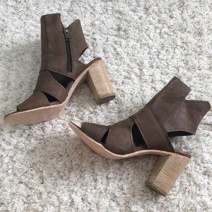 Free People Effie block heel